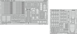 F-5F exterior