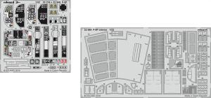 F-5F interior
