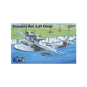 SAUNDERS ROE A.29 CLOUD