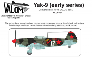 YAK-9 EARLY