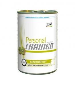 Trainer Personal Sensiobesity Adult Mini 150gr/Medium&Maxi 400gr Umido