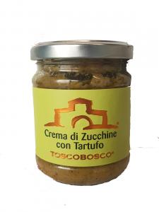 CREMA DI ZUCCHINE CON TARTUFO - 180gr
