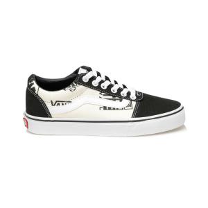Sneakers Vans Black/Off White VN0A3IUNVVP1