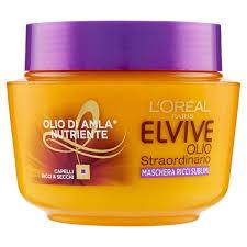 ELVIVE Maschera Olio Straordinario Ricci Sublimi 300 ml