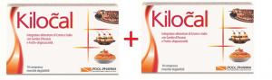 Kilocal 10cpr Integratore alimentare 1+1