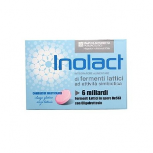 Inolact 20 compresse masticabili