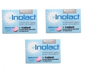 Inolact 20 compresse masticabili 3x2