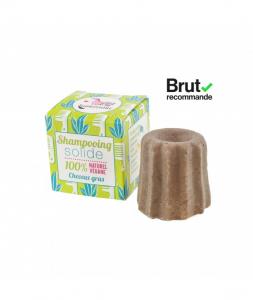 Shampoo Solido per Capelli Grassi alla Litsea