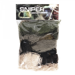 Sniper camouflage strings