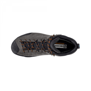 ZODIAC PLUS GTX   -   Approaching and challenging treks   -   Shark-Orange