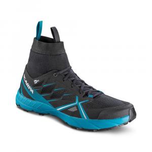 SPIN PRO OD   -   Trail running, leggera per corse off-road   -   Black-Blue Bay