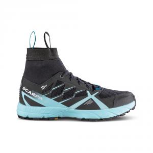 SPIN PRO OD WMN   -   Trailrunning, leggera per corse off-road   -   Black-Blue Radiance