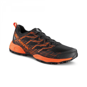 NEUTRON 2   -   Trail Running gare lunghe   -   Black-Fluo Orange