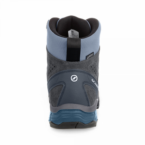 ZG TREK GTX   -   Trekking per escursioni veloci, leggero, Impermeabile   -   Titanium-Lake Blue