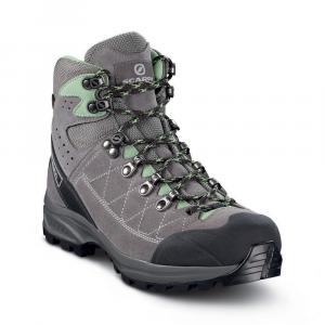 KAILASH TREK GTX WMN   -   Trekking su sentieri alpini, Impermeabile   -   Midgray-Smoke-Pastel Green
