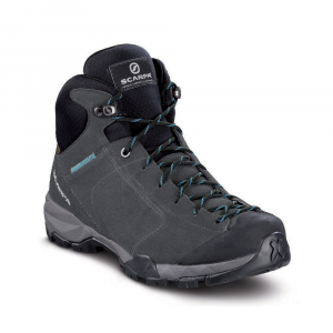 MOJITO HIKE GTX WMN   -   Hiking veloce su terreni misti, Impermeabile   -   Titanium