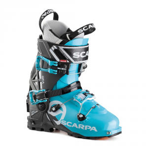 GEA   -   Sci alpinismo calzata donna   -   Scuba Blue-Anthracite
