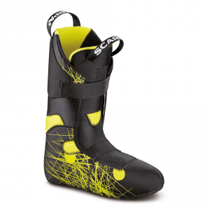 ALIEN RS   -   Sci alpinismo dinamico   -   Carbon Grilamid LFT Black