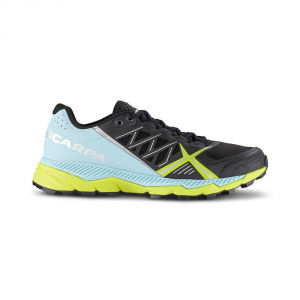 SPIN RS WMN   -   Trail Running competizione   -   Black-Blue Radiance