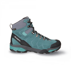 ZG TREK GTX WMN   -   Trekking per escursioni veloci, leggero, Impermeabile   -   Nile Blue-Gray-Lagoon