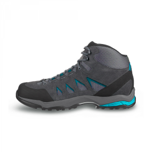 MORAINE MID GTX   -   Hiking su terreni misti, lunghe camminate, Impermeabile   -   Gray-Storm Gray-Lake Blue