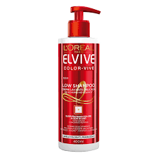 ELVIVE Low Shampoo Color-Vive 400 ml