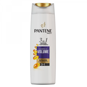 PANTENE Shampoo + Balsamo Corpo e Volume 3 in 1 225 ml