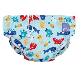 Costume contenitivo Bambino Mio - Taglia Extra Large (12-15kg) DEEP SEA BLU