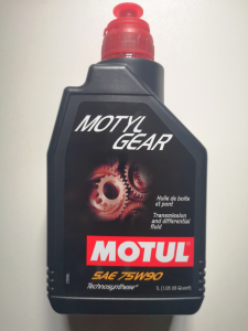 OLIO per CAMBIO, CARDANI e DIFFERENZIALI - MOTOFORNITURE GF