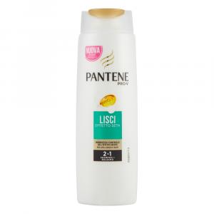 PANTENE Shampoo + Balsamo Lisci effetto seta 3 in 1 225 ml