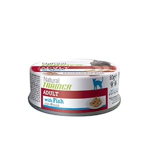 Trainer Natural Adult Bocconcini in Soft Patè
