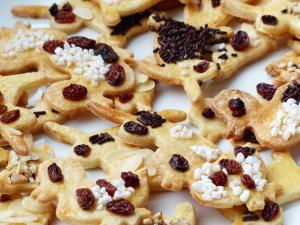 Biscotti di produzione Roversi