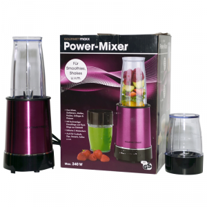 GOURMETMAXX POWER MIXER 240W