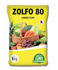 Zolfo 80 1 kg