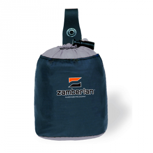 ZAMBERLAN® PACKABLE BACKPACK   -    Black / Grey
