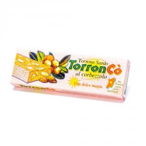 Torronco' – Stecca torrone mandorle e miele aromatizzato al corbezzolo 100 g