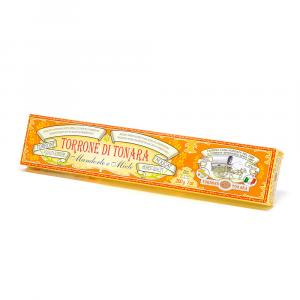 Scatola America - Stecca torrone mandorle e miele – 200 g