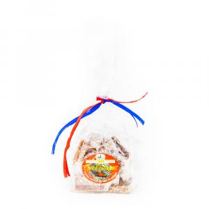 Croccastagno – Croccante alle mandorle con miele di castagno – 200 g