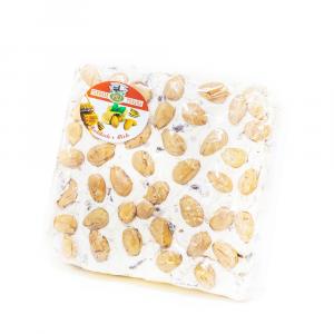 Torrone mandorle e miele a vista – 1000 g