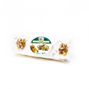 Stecca Torrone noci e miele a vista – 200 g