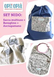 SET NIDO - GATTI
