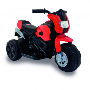 Moto Elettrica Bambini MOTARD 6V Biemme ROSSA