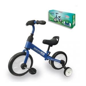 Bicicletta per bambini senza pedali con rotelle smontabili Tiger Plus BIEMME