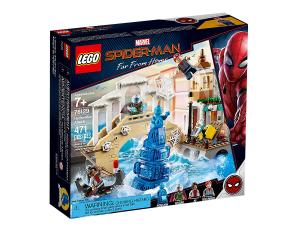 LEGO SUPER HEROES SPIDER-MAN L'ATTACCO DI HYDRO-MAN 76129