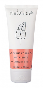 Scrub Corpo Nutriente con Castagna e Jojoba 200 ml