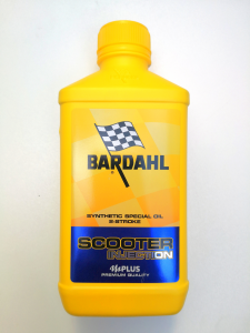 OLIO MISCELA BARDAHL SCOOTER INJECTION SEMISINTETICO