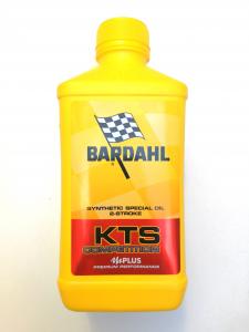 OLIO MISCELA BARDAHL  KTS  COMPETITION - 100% SINTETICO - MOTOFORNITURE GF