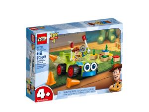 LEGO JUNIORS WOODY E RC 10766
