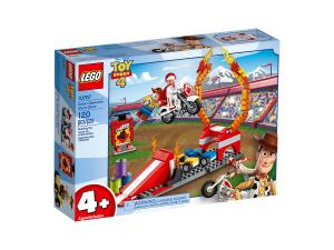 LEGO JUNIORS LE ACROBAZIE DI DUKE CABOOM 10767