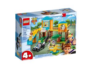 LEGO JUNIORS AVVENTURA AL PARCO GIOCHI DI BUZZ E BO PEEP 10768